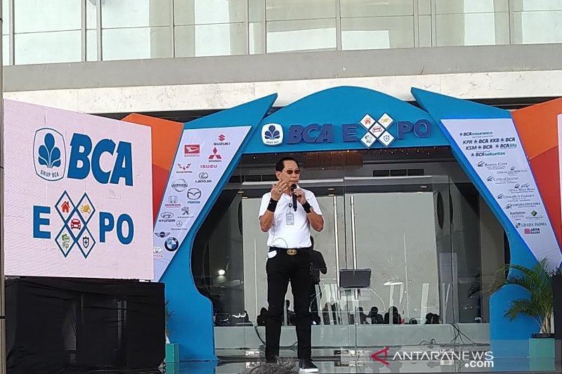"BCA Expo 2019 manjakan masyarakat dengan ""one stop solution"""