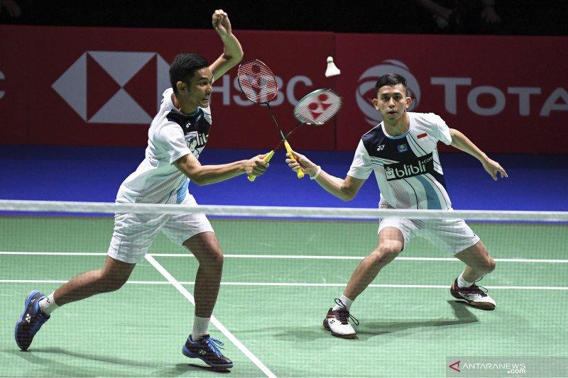 5 wakil Indonesia ke babak dua China Open