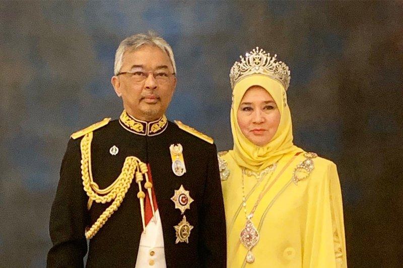 Raja Malaysia kunjungi Indonesia