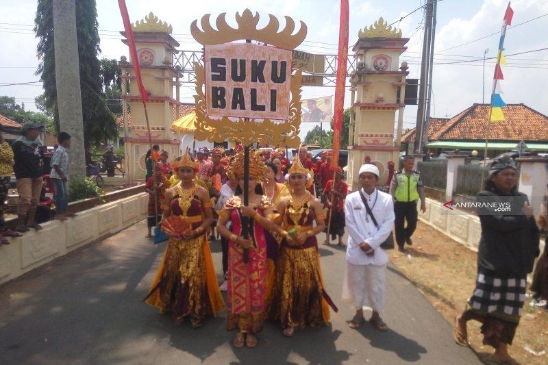 Sembilan etnis di Lampung Timur deklarasi kebangsaan