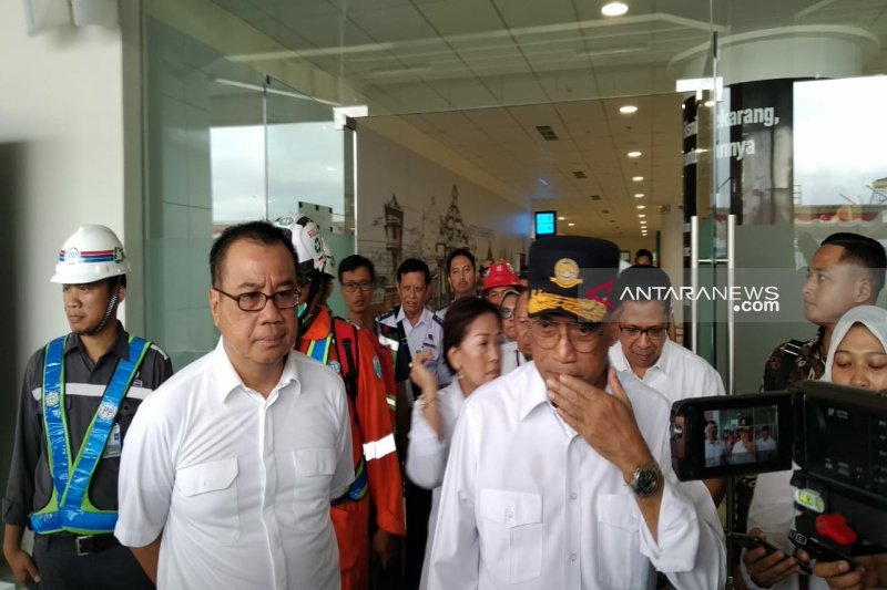 Menhub: Pembangunan Bandara Internasional Yogyakarta mencapai 70 persen (VIDEO)