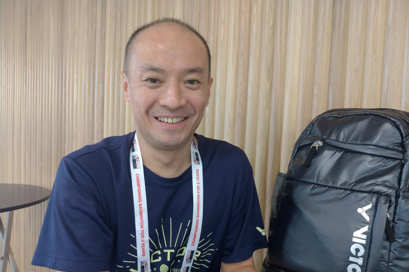 Kegiatan Hendrawan pasca Lee Chong pensiun