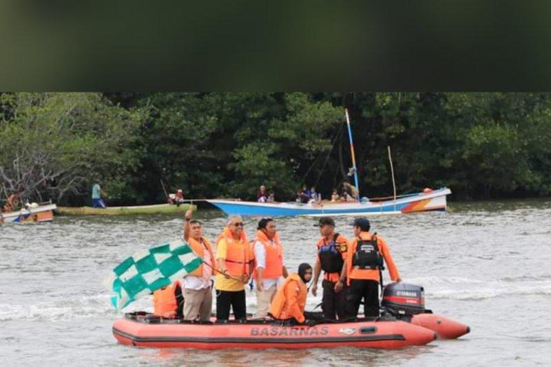 """Lomba perahu tradisional """"Bala-Bala"""" lestarikan budaya Luwu Timur"""