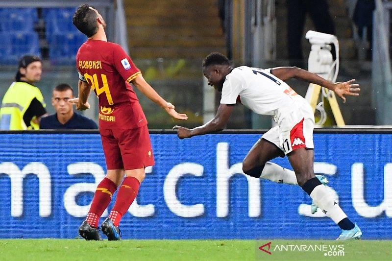 Roma seri kontra Genoa