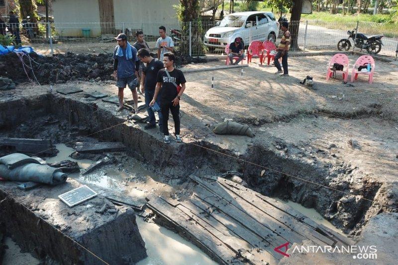 Ditemukan situs Kapal Zabag diduga galangan kapal tertua di Asia Tenggara