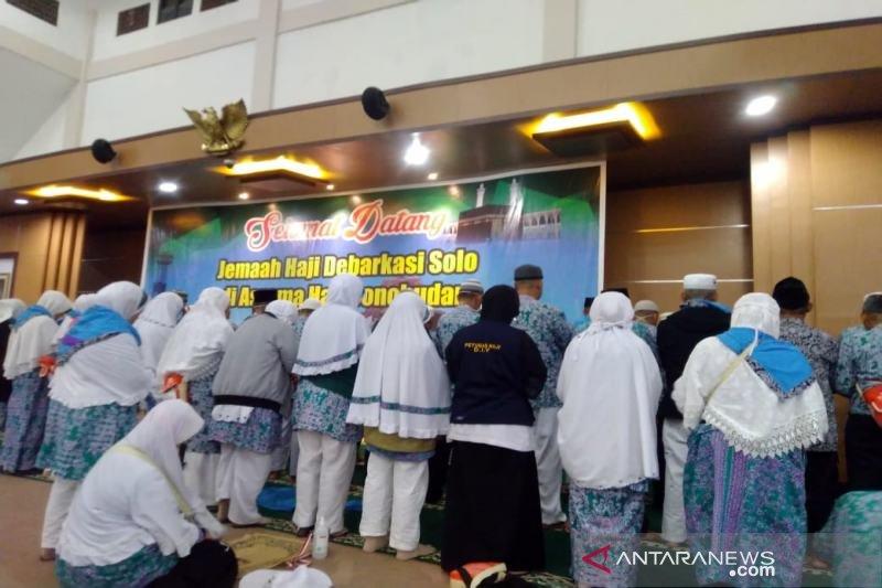 Bertambah satu, jamaah haji Embarkasi Surakarta meninggal menjadi 45 orang