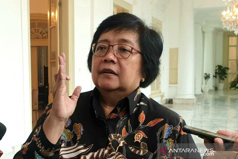 Menteri LHK tegaskan tak adalagi asap ke negara tetangga