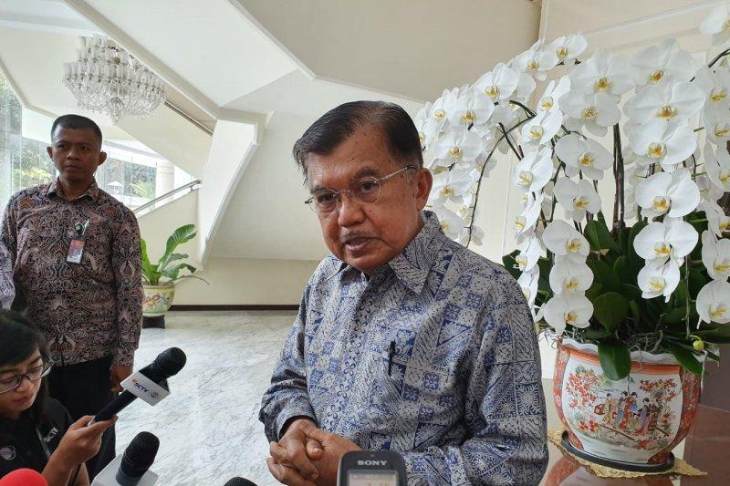 Wapres: Pemindahan ibu kota Indonesia berbeda dengan kondisi Malaysia