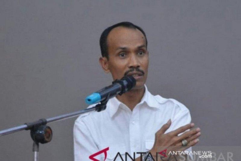 Sekda: PT Mitra Kerinci tidak sepenuhnya dukung pembangunan Masjid Agung Solok Selatan