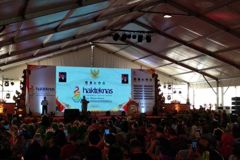 JK Ingin peringkat Indonesia di Global Innovation Index meningkat