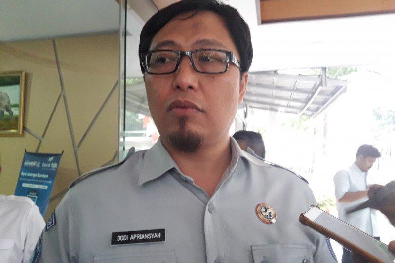 Jasa Raharja Banten berikan santunan kecelakaan lalu-lintas  capai Rp44,9 miliar