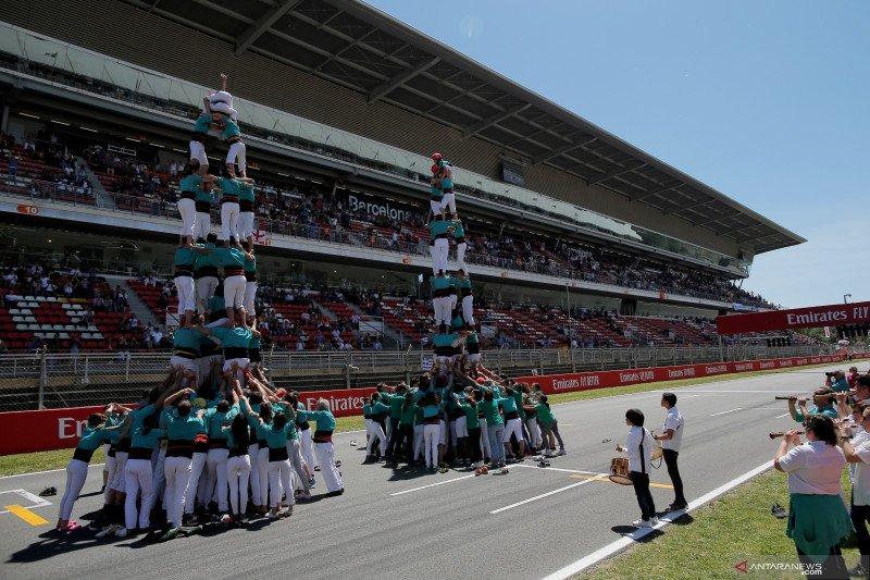 Sirkuit Catalunya tetap di kalender Formula 1 hingga 2020