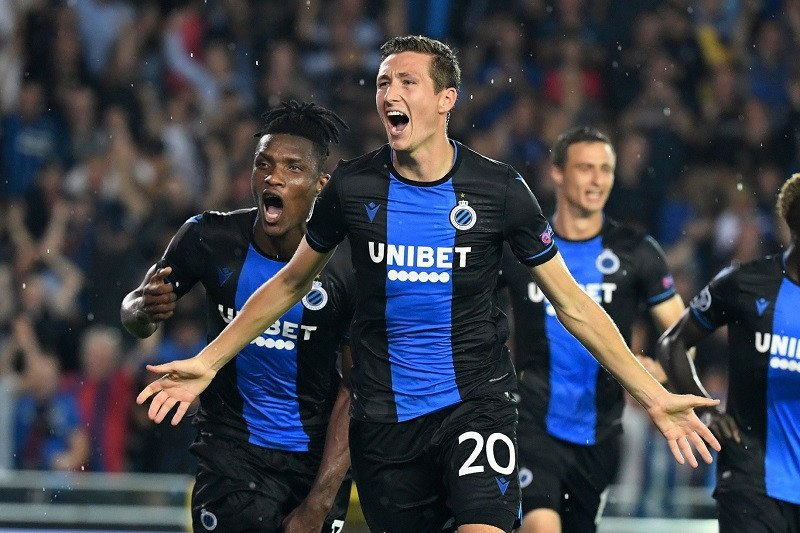 Brugge dan Slavia Praha lengkapi peserta fase grup Champions