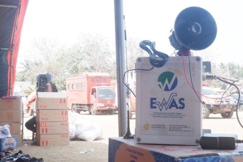 Ahli geofisika UI bikin pendeteksi gempa