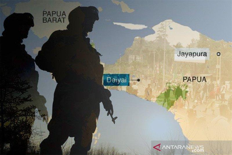 TNI-Polri pastikan keamanan masyarakat Papua usai penyerangan KKB
