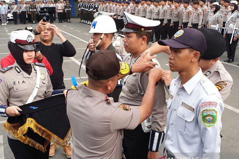 Polda Sumsel gelar pasukan Operasi Patuh Musi 2019