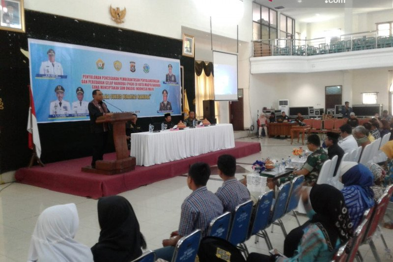 Wakil Wali Kota: Jadikan narkoba ancaman