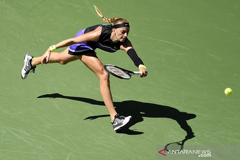 Kvitova melaju ke perempat final Australia Open