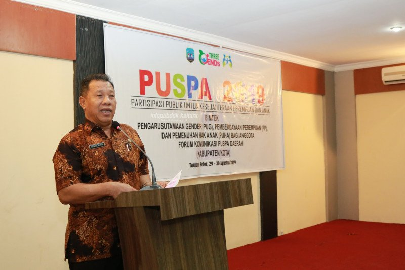 Penuhi Hak Forum PUSPA, Pemprov Gelar Bimtek PUG