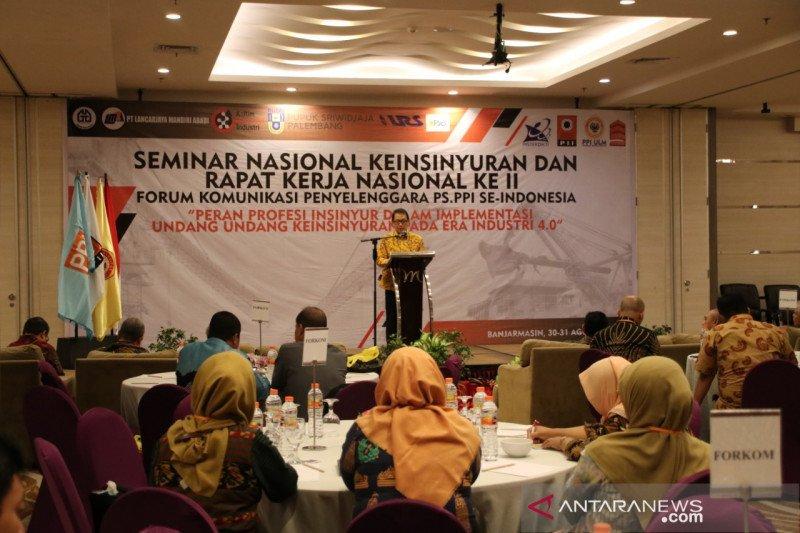 Indonesia masih butuhkan 850 ribu insinyur