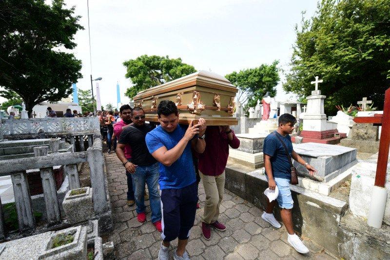 Sembilan warga AS tewas ditembak di Meksiko, Trump berang