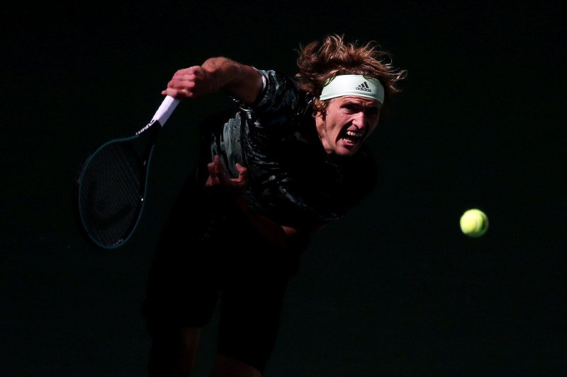 Alexander Zverev melaju ke babak kedua China Open