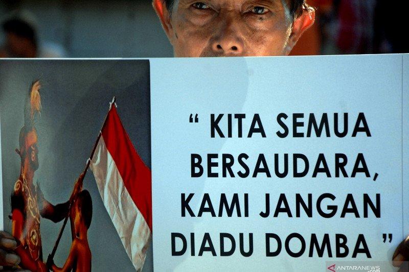 Romo Magnis sebut sudah tak ada jalan bagi Papua untuk merdeka
