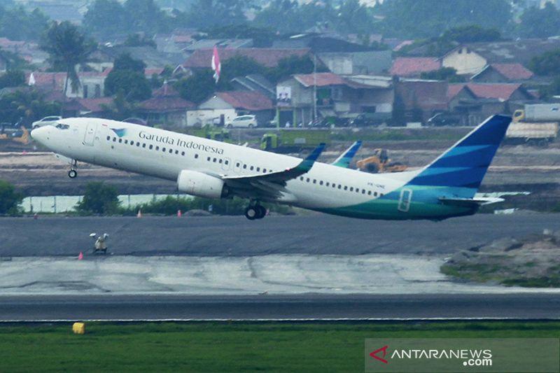 Garuda inspeksi B737-800 NG tindak lanjuti temuan FAA
