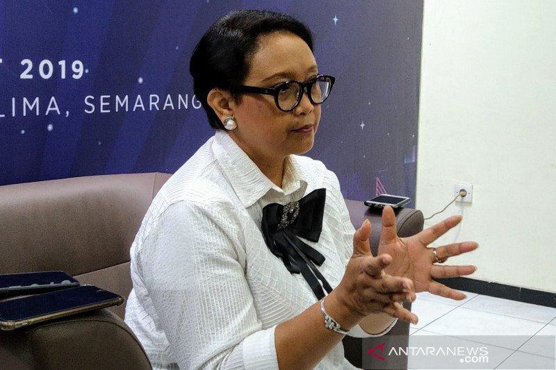"Menlu Retno ingin bumikan ilmu diplomasi melalui ""Diplomacy Festival"""