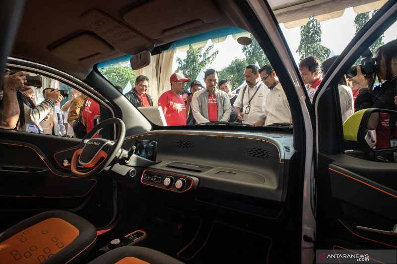 Indonesia sambut investasi produksi mobil listrik