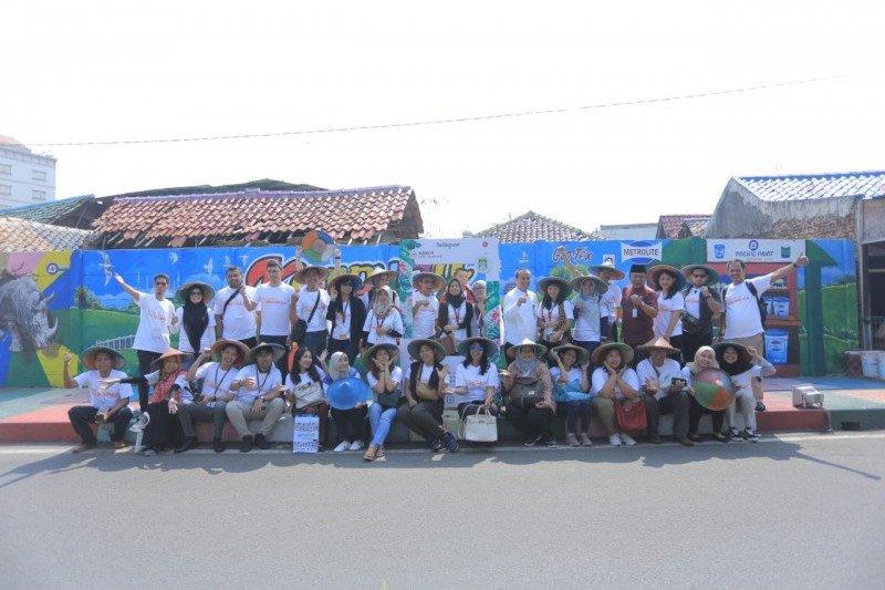 Peserta Anugerah Humas Indonesia kagumi kampung tematik Tangerang