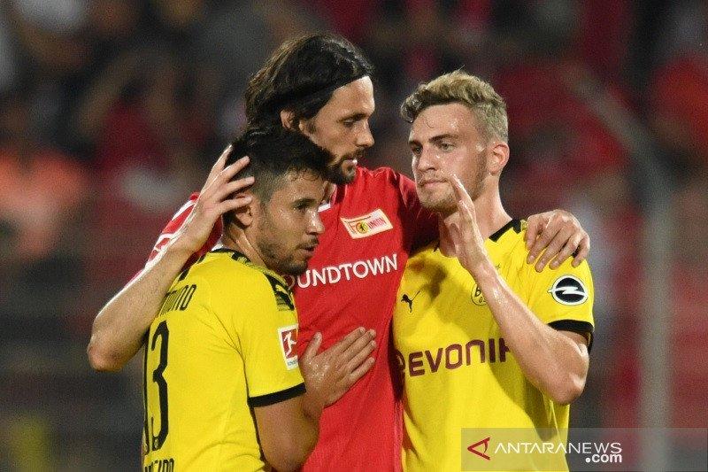 Dortmund telan kekalahan dari klub promosi Union Berlin