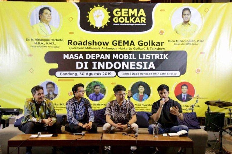 Mobil listrik masa depan Indonesia