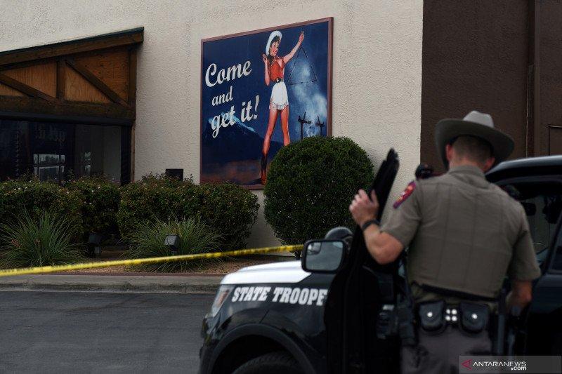 Penembakan di Texas sebabkan 2 polisi tewas
