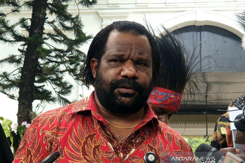 Lenis Kogoya  minta warga Papua tidak terprovokasi kabar bohong
