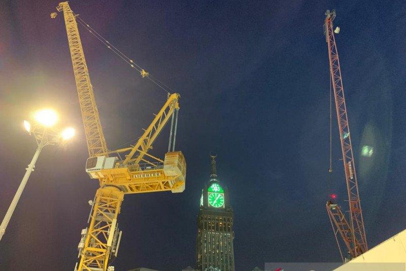 """Santunan korban """"crane"""" ambruk di Masjidil Haram akhirnya cair"""