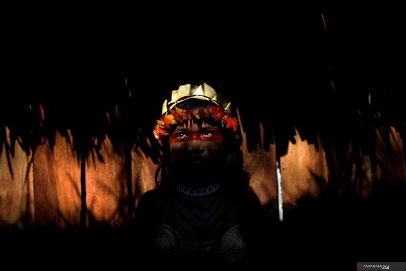 Takut terkena COVID-19, suku Yanomami di Brazil kecam kunjungan tentara