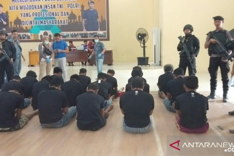 Petani Jambi korban kelompok SMB tuntut keadilan