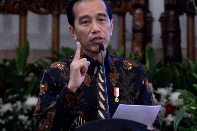 Jokowi ungkap fenomena menuju 20 Oktober