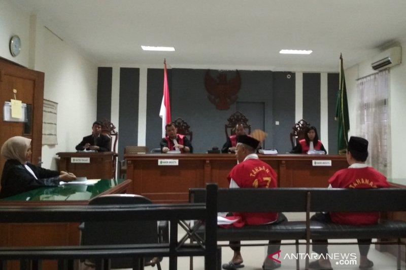 Terdakwa penggelapan keuangan Universitas Muria Kudus minta penangguhan
