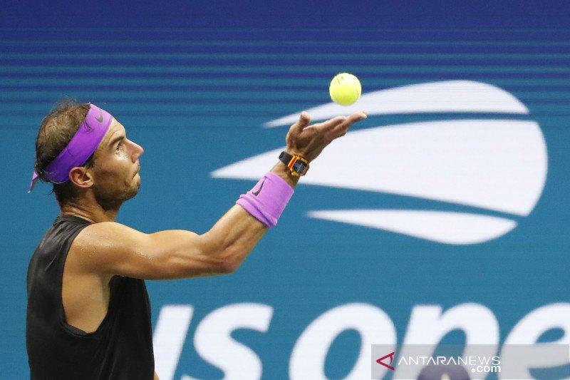 Djokovic dan Nadal dipastikan ikuti turnamen pemanasan US Open di New York