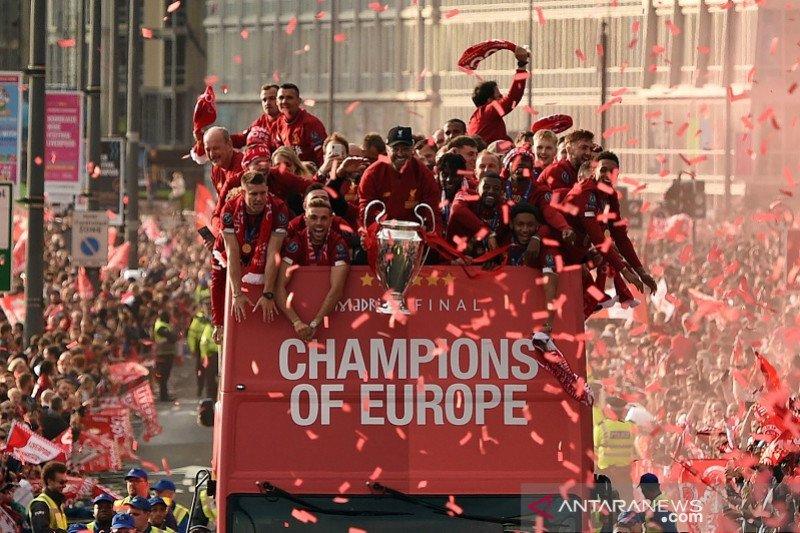 Lima liga Eropa habiskan lebih dari Rp24 triliun pada musim panas ini