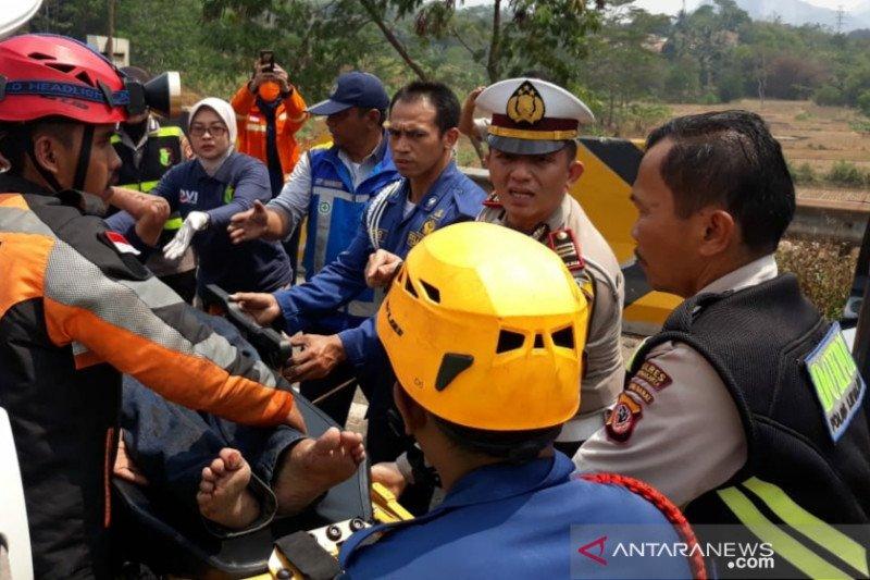 WN Korsel jadi korban kecelakaan maut tol Cipularang