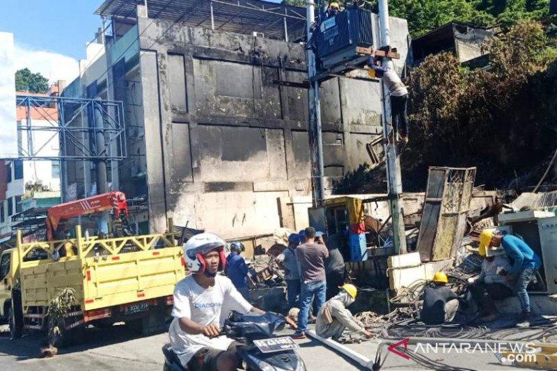 Polda Papua jelaskan kerusakan akibat demo anarkis