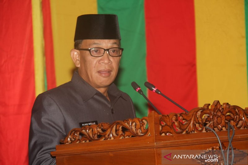 DPRD Lingga sahkan APBD Perubahan sebesar 1,05 triliun