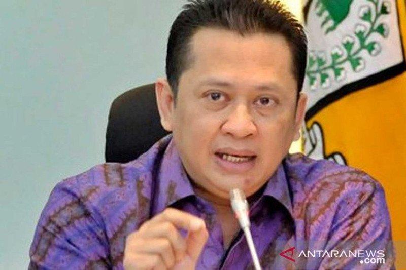 Bambang Soesatyo terpilih jadi ketua MPR RI 2019-2024