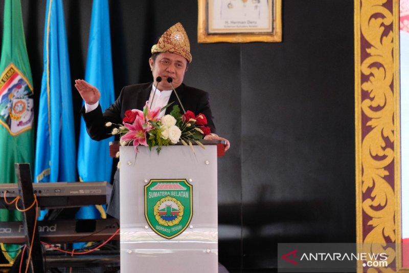 Gubernur Sumsel minta pejabat daerah jaga  marwah institusi