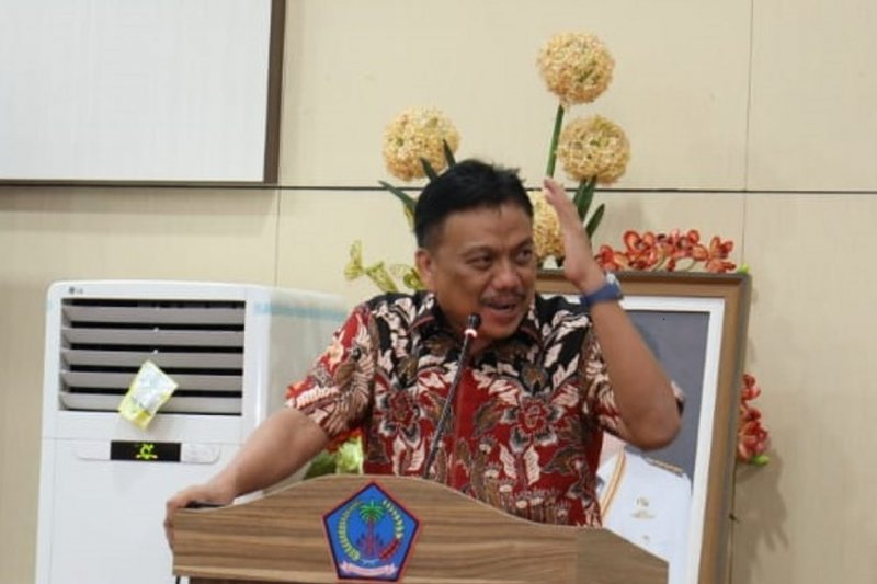 "Gubernur Sulawesi Utara terbitkan peraturan 3SP dukung ""Nawa Cita"""