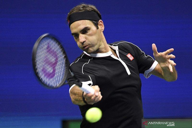 Federer akan jadi ujian pertama Murray di ATP Cup