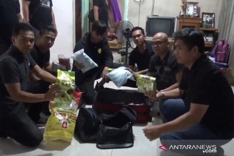 Polres Jakbar tangkap sindikat internasional penyelundup sabu ke Jakarta